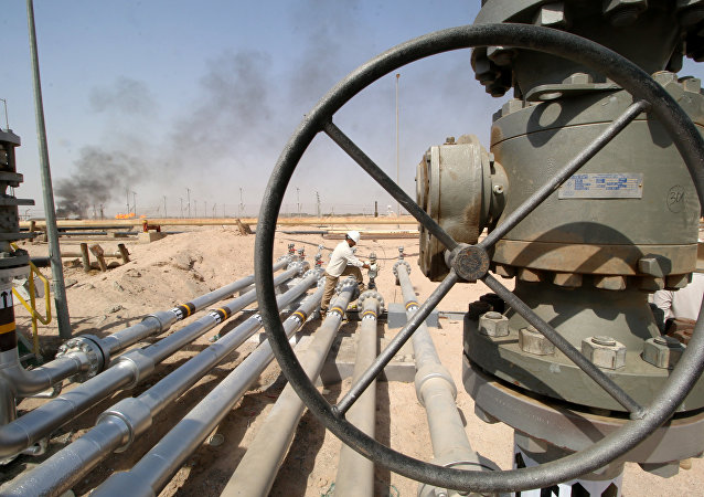 La extracción de petróleo
