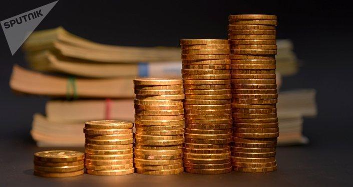 Rublos, monedas y billetes de Rusia