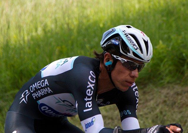 Rigoberto Urán, ciclista colombiano