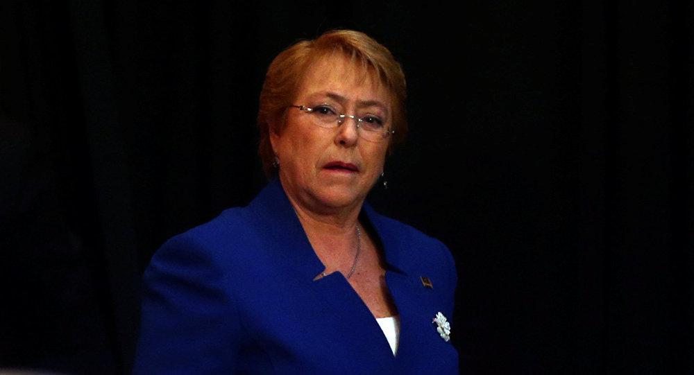 Michelle Bachelet, alta comisionada de las Naciones Unidas para los Derechos Humanos (archivo)