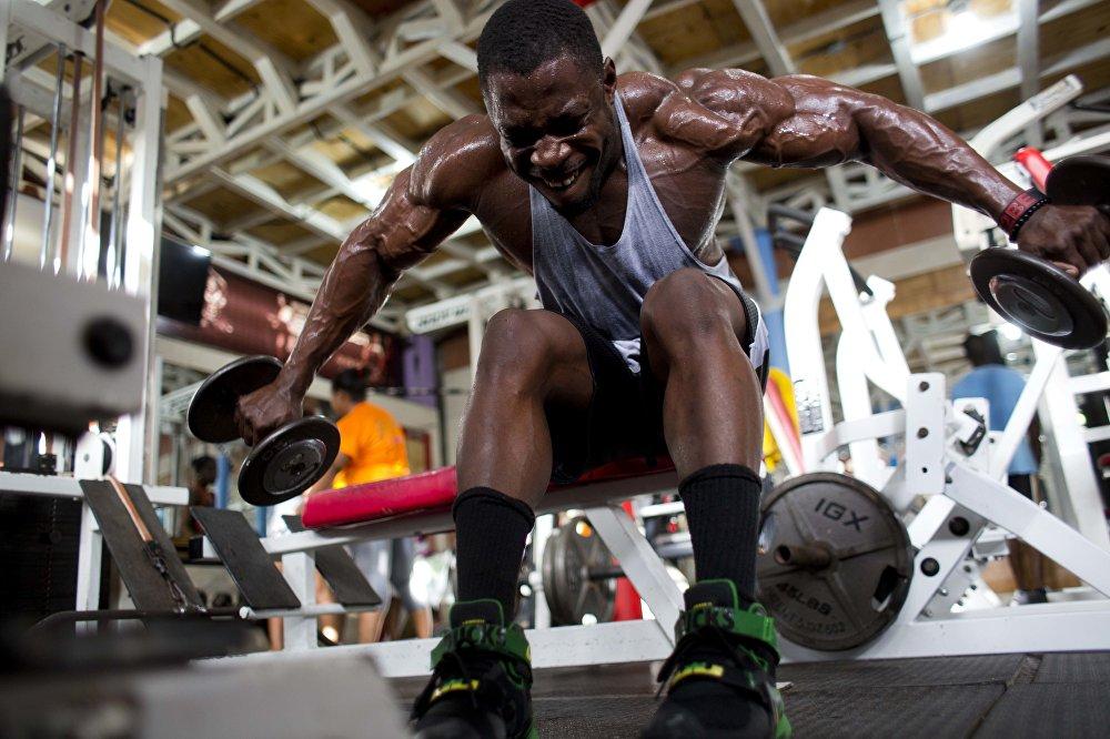 El histórico primer torneo de fisiculturismo entre Haití y la República Dominicana