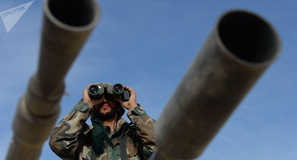 Observadores rusos denuncian nueve violaciones de la tregua en Siria en un día