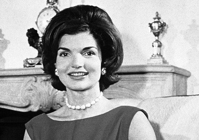 Jacqueline Kennedy, ex primera dama de EEUU (archivo)