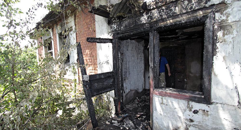 Ucrania corta suministro de electricidad a los territorios de Donbás