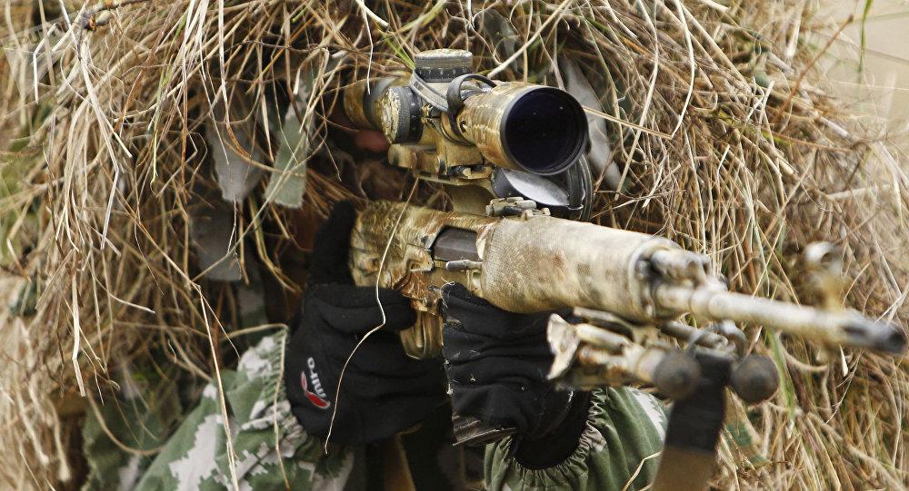 Exclusiva: las Fuerzas élite de Rusia y sus armas del futuro ...