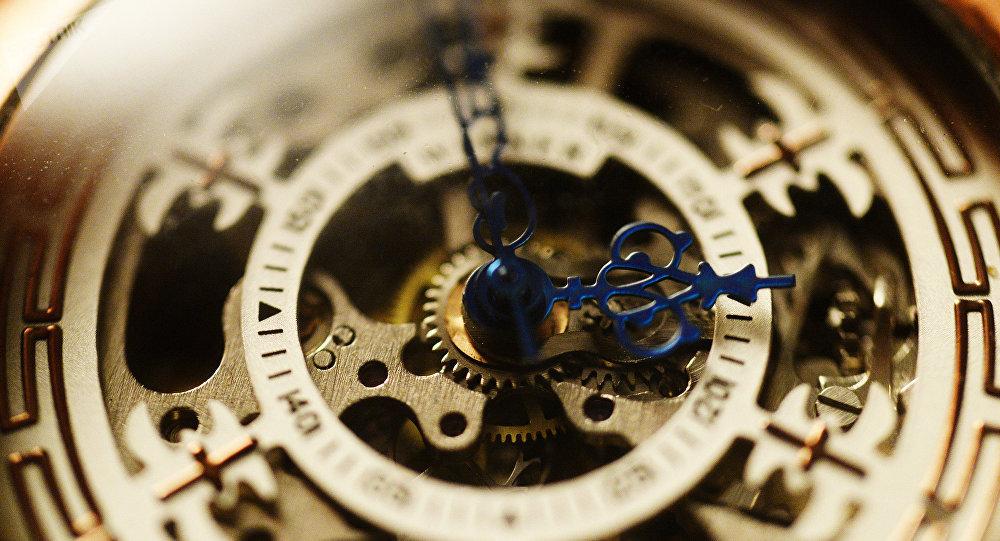 Un reloj (imagen referencial)
