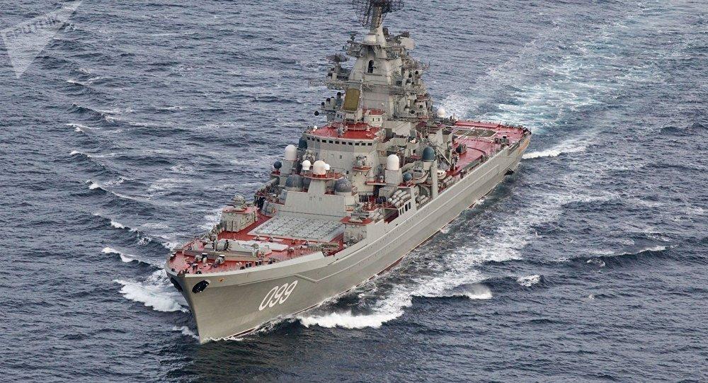Crucero pesado nuclear Piotr Veliki