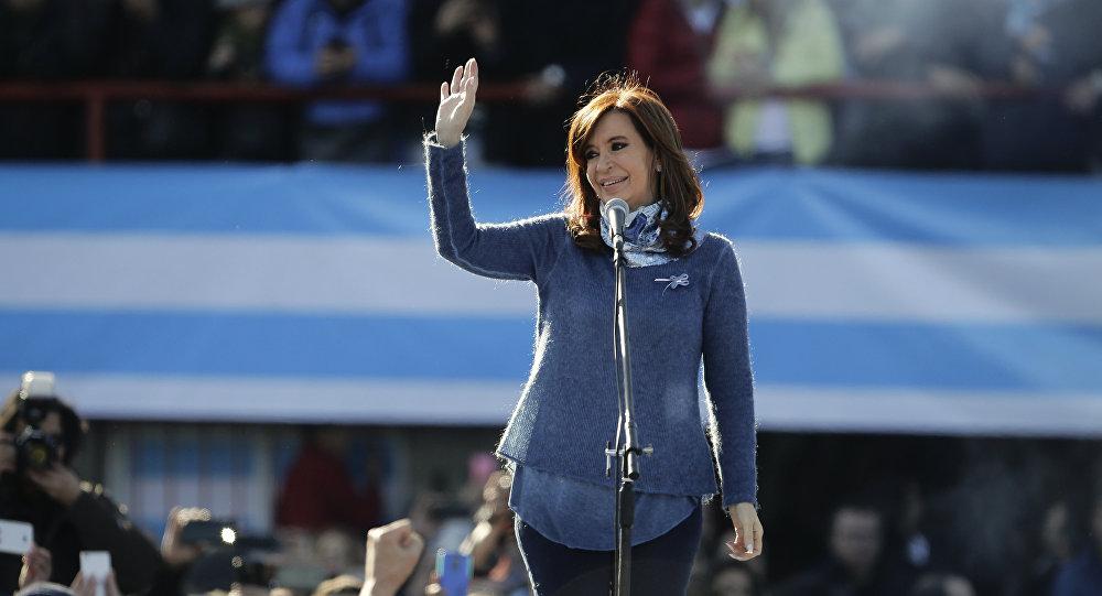 Cristina Fernández de Kirchner, expresidenta de Argentina (argentina)