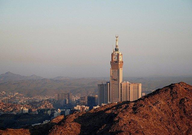 La Meca, Arabia Saudí