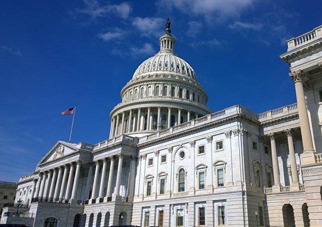 El Capitolio de EEUU