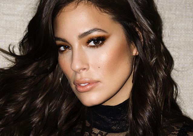 Ashley Graham, la modelo estadounidense