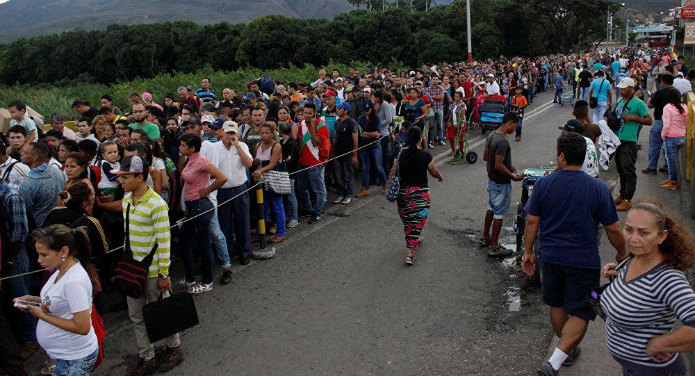 Frontera venezolana (archivo)