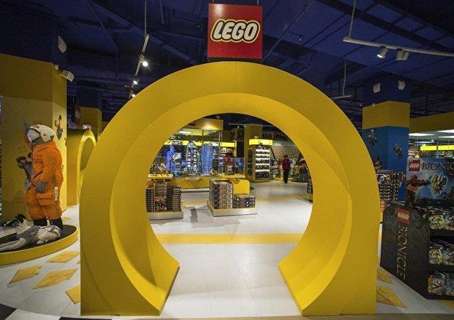 Tienda Lego en Moscú (archivo)