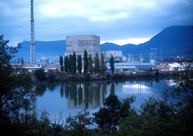 Central nuclear Santa María de Garoña