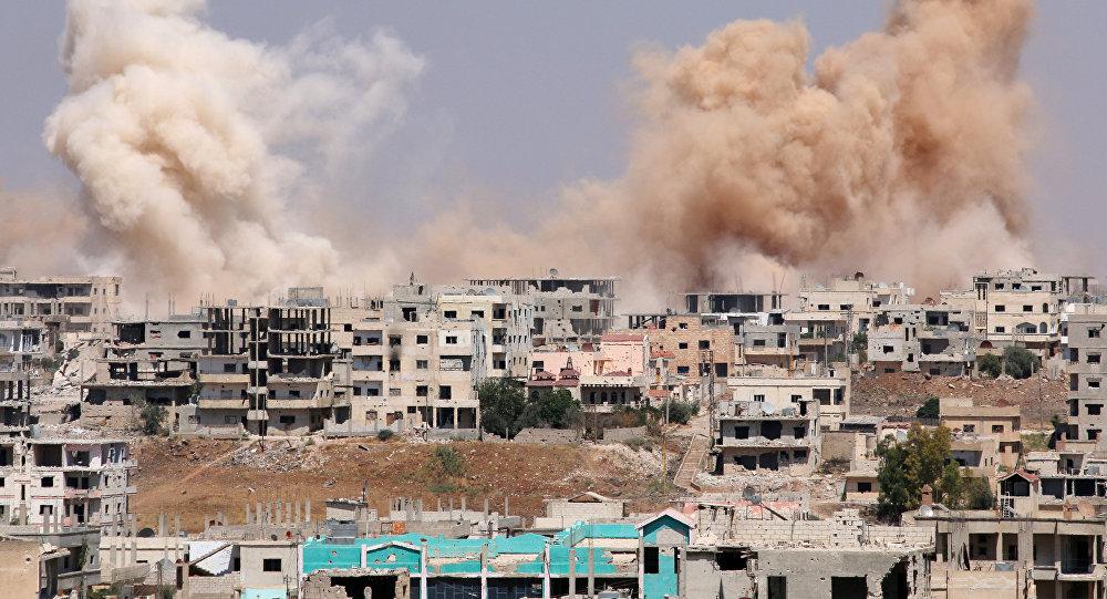 Acordada nueva zona de distensión en Siria