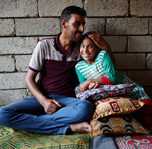 Refugiados de Irak regresan a sus casas