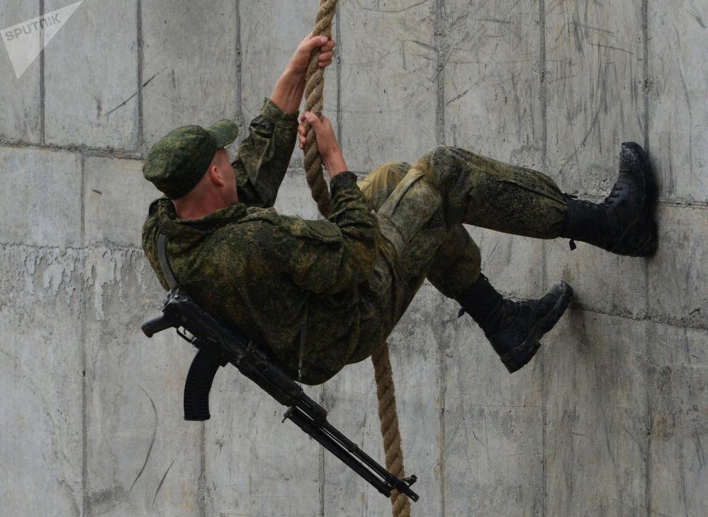 Army Games 2017: Rusia, China, Irán y Venezuela 'sacan músculo'