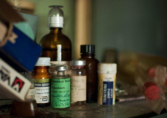 Medicamentos (imagen referencial)