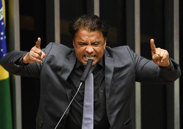 Wladimir Costa, diputado brasileño (archivo)