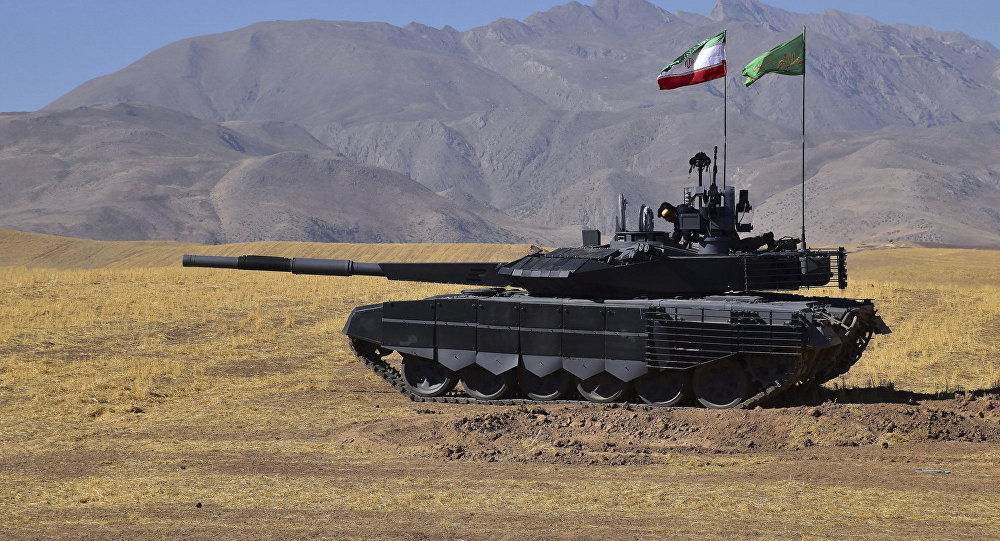 Karrar, tanque iraní