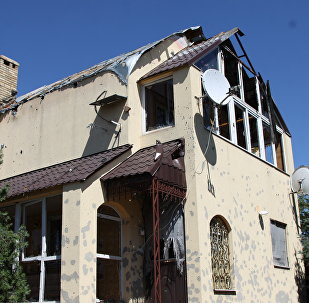 Situación en Donetsk (archivo)
