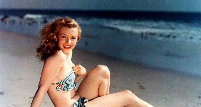 ¿La mano de la CIA? La muerte de Marilyn Monroe envuelta en misterio (fotos, vídeos)