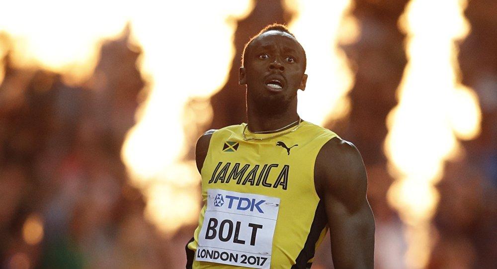 Usain Bolt, deportista