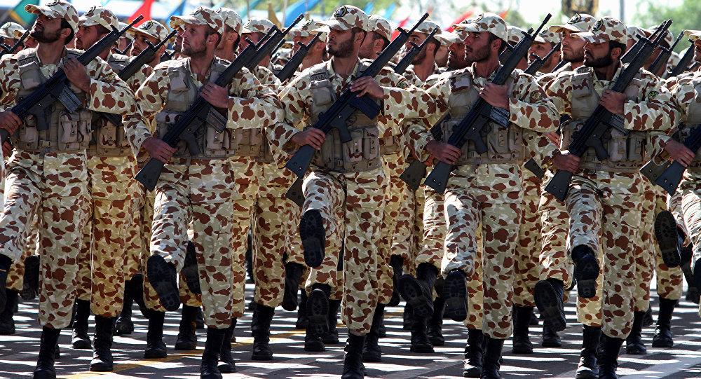 Soldado iraní mata a 4 camaradas y hiere a ocho
