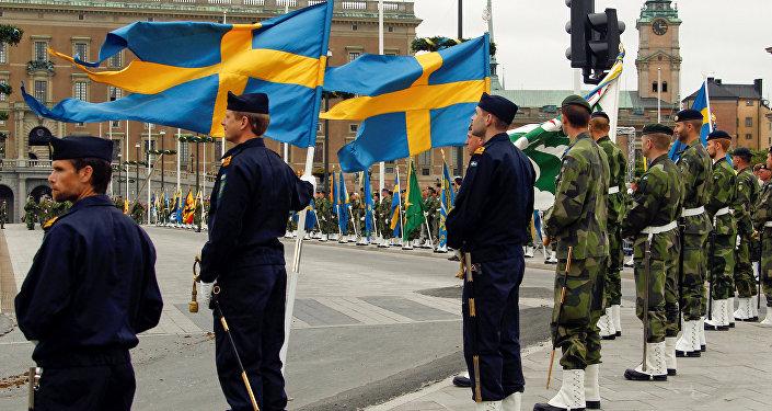 Soldados de Suecia (archivo)