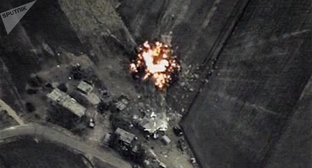 Rusia elimina al jefe de las fuerzas de seguridad de Daesh
