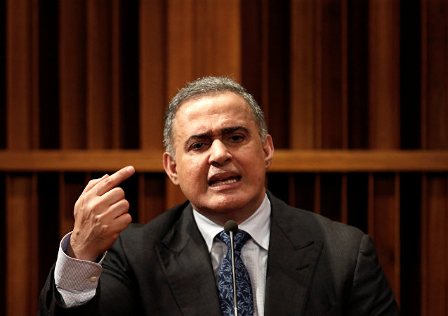 Tarek William Saab, nuevo general de Venezuela