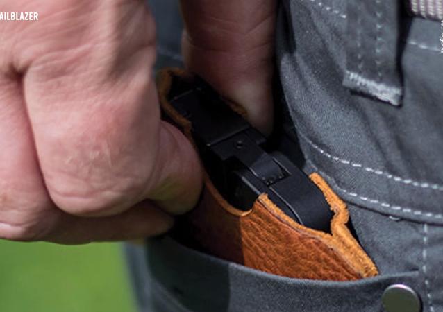 LifeCard es la pistola más pequeña del mundo