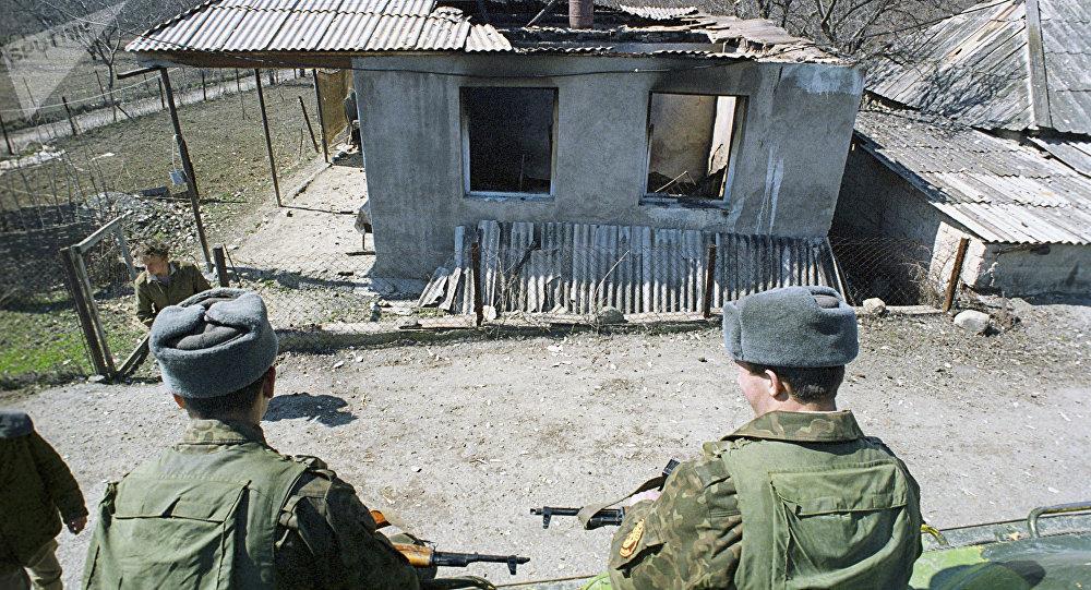EEUU considera inapropiada la visita de Putin a Abjasia