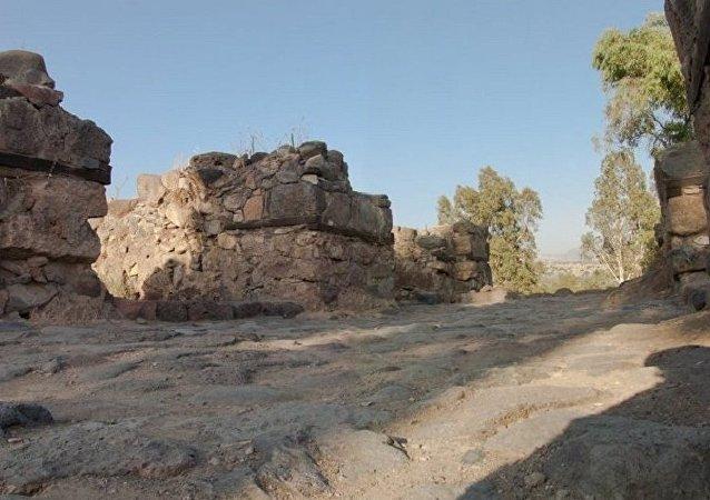 Las calles de Betsaida, Israel
