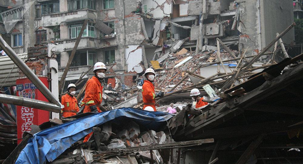 Resultado de imagen para terremoto en china