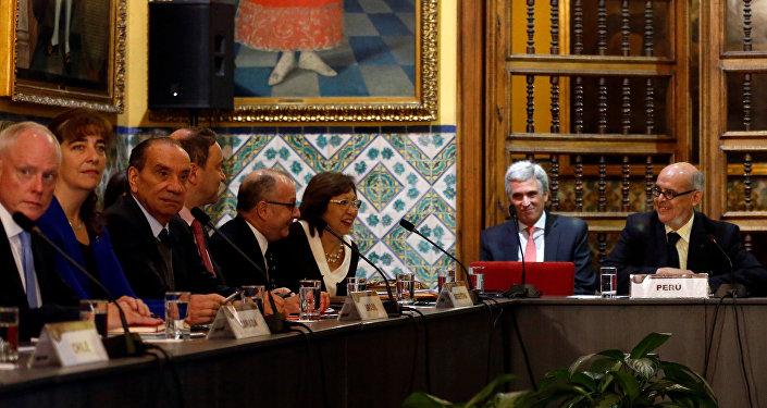 Estados Unidos sancionó a ocho funcionarios — VENEZUELA