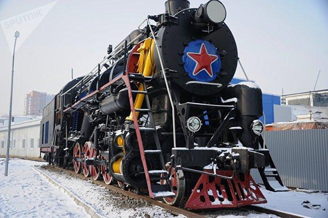 El Ferrocarril Trans-Baikal