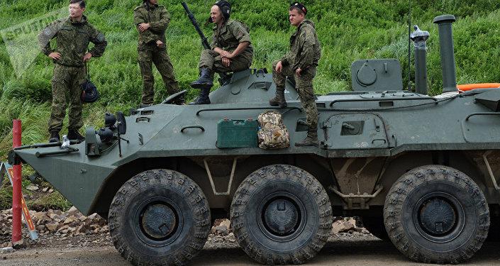 Juegos Militares Army Games 2017 (archivo)