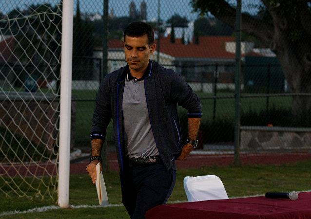 Rafael Márquez, futbolista mexicano