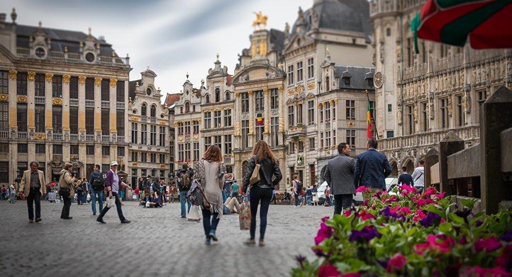 Bruselas, la capital de Bélgica