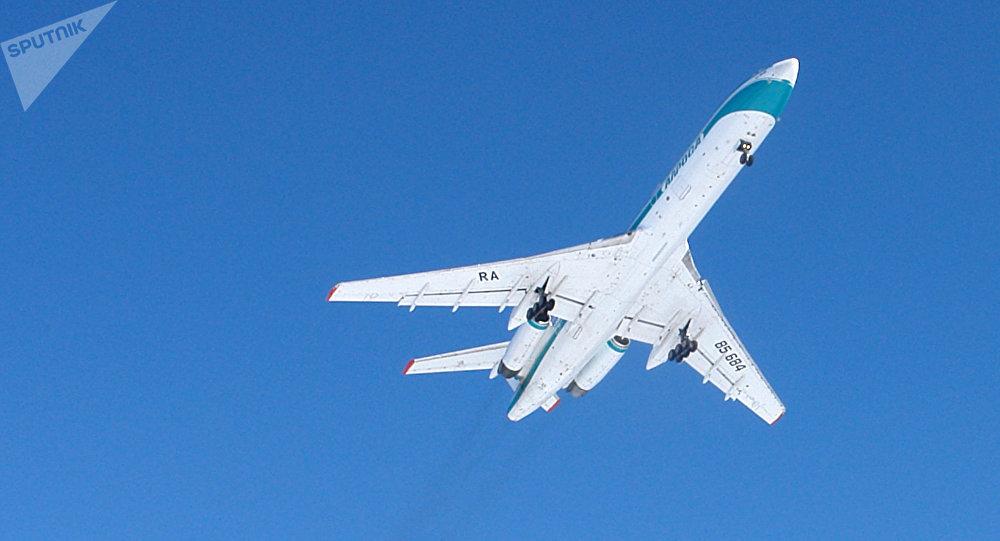 Detectaron un avión espía ruso sobre el Pentágono