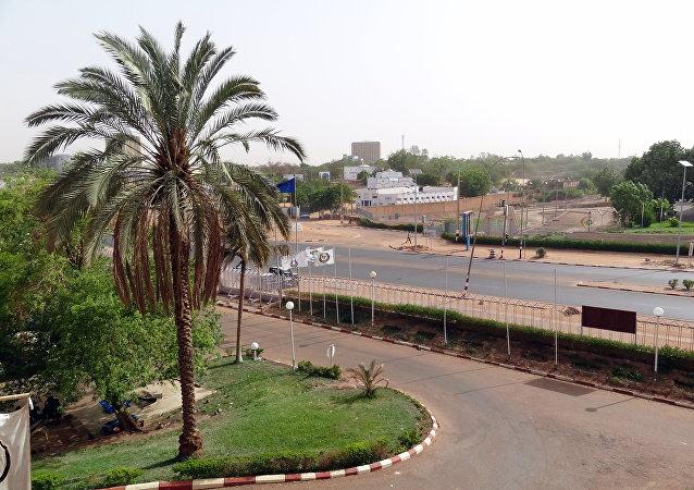 Niamey, capital de Níger