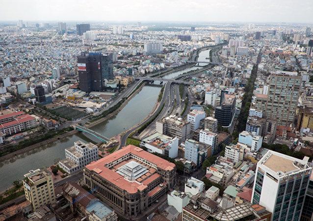 La ciudad de Ho Chi Minh, la más grande de Vietnam (imagen referencial)