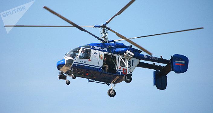 Ka-226, helicóptero ligero ruso (archivo)