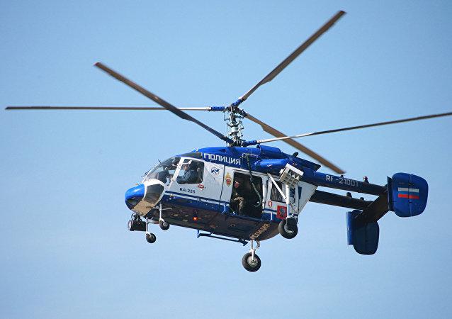Ka-226, helicóptero ligero ruso