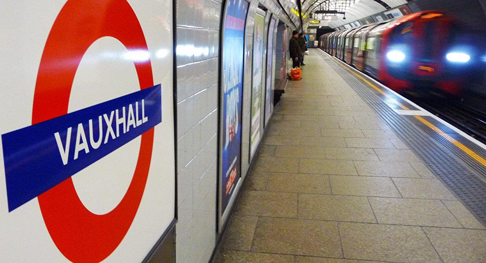 Evacuan estación del Metro de Londres por incendio