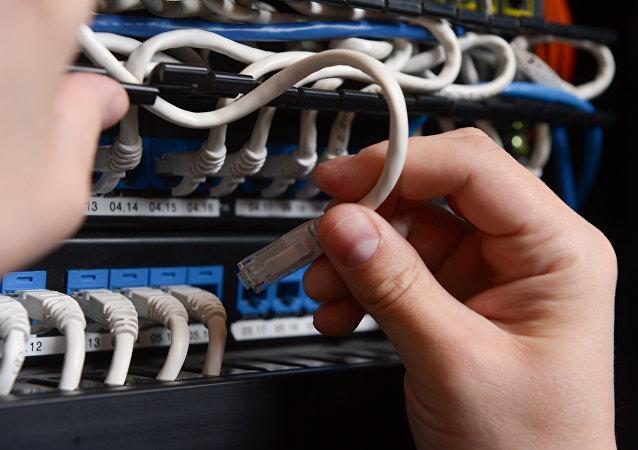 Los servidores en funcionamiento (imagen referencial)