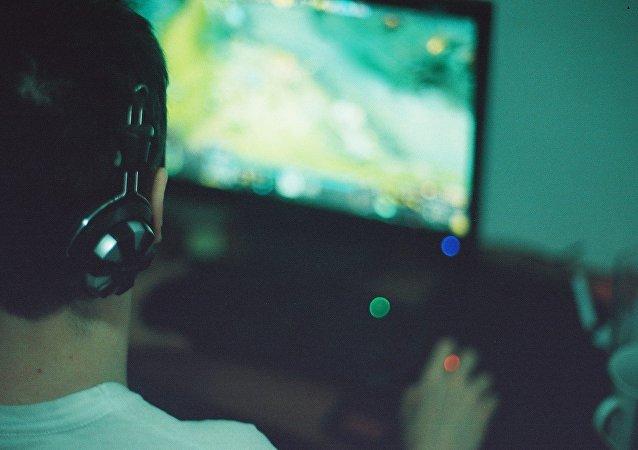 Un jugador de Dota 2 (imagen referencial)