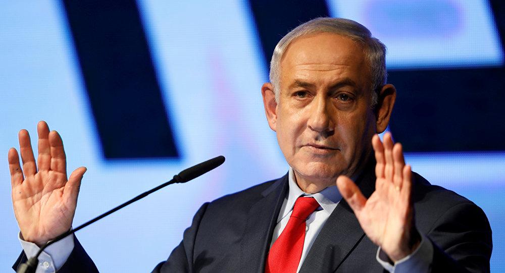 Benjamín Netanyahu, primer ministro en funciones de Israel (archivo)