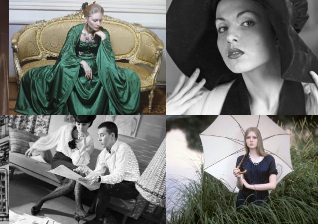 La evolución de la moda rusa